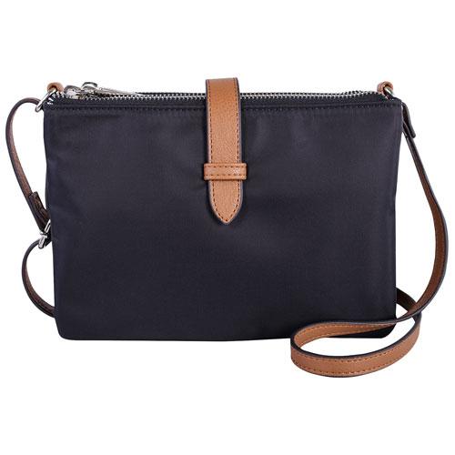 Roots 73 Top Zip Crossbody Bag - Black (R5520 009)   Crossbody Bags - Best  Buy Canada