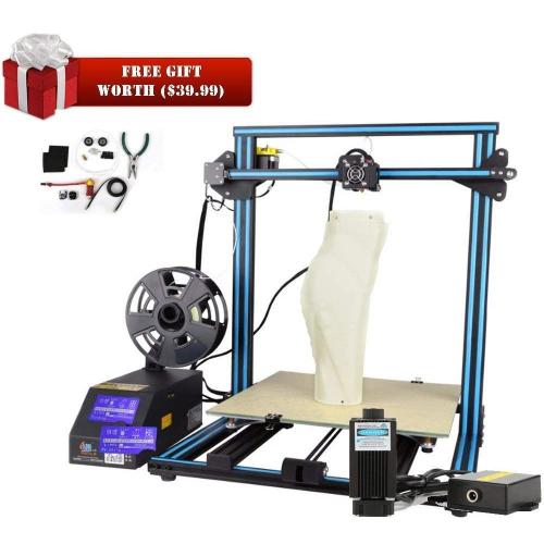 Creality cr-10s plus laser head 3d printer | blue