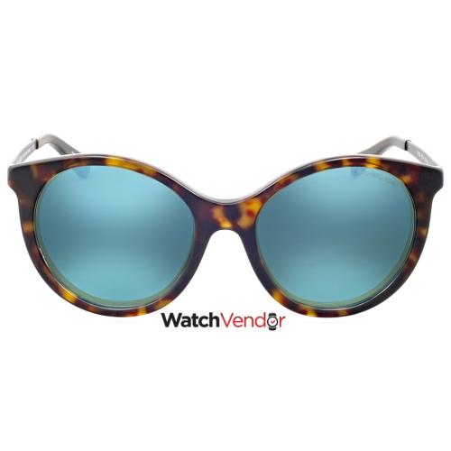 7ebec61578 Michael Kors Island Tropics Teal Mirror Sunglasses