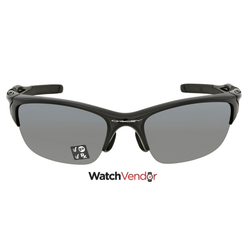 ece1b353bac46 Oakley Half Jacket 2.0 Black Iridium Men s Sunglasses OO9153-915304 ...