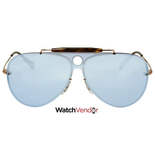0fc198afa6f Ray Ban Blaze Shooter Violet Mirror Sunglasses RB3581N 90351U 32    Sunglasses - Best Buy Canada