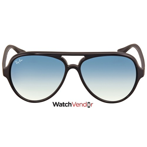 Ray Ban Cats 5000 Light Blue Gradient Men s Sunglasses RB4125 601 3F 59   Lunettes  de soleil - Best Buy Canada a596b5d5efc3