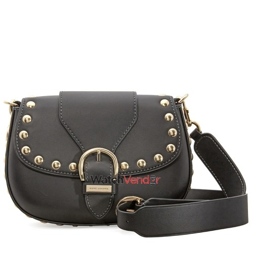 a37b6f159c14 Marc Jacobs Studded Navigator Shoulder Bag- Black   Tote Bags - Best Buy  Canada