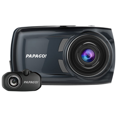 PAPAGO! GoSafe S810 Full HD 1080p Dashcam with 2.7\