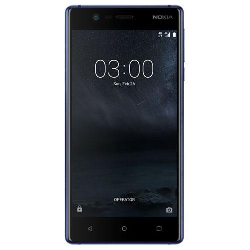 Unlocked Nokia 3 16GB - Blue