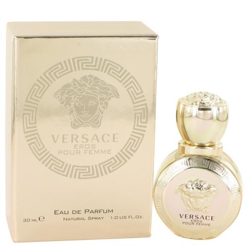 Versace Eros Pour Femme By Gianni Versace Eau De Parfum Spray 1 Oz