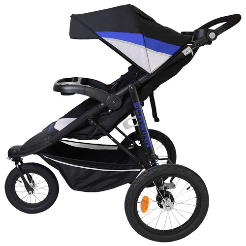 Schwinn Interval Jogging Stroller with onBoard 35LT Infant Car Seat - Royal  Knight