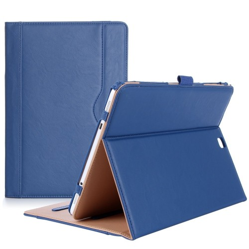 Procase Samsung Galaxy Tab S2 9 7 Case Leather Stand Folio Case Cover For Galaxy Tab S2 Tablet 9 7 Inch Sm T810 T815 T813 Best Buy Canada