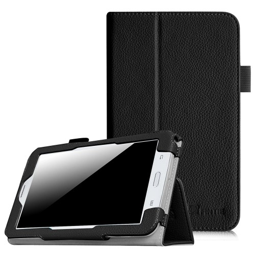 official photos e417c 4a75d Fintie Samsung Galaxy Tab E Lite 7.0 Case - Slim Fit Folio Stand Leather  Cover for Galaxy Tab E Lite SM-T113 / Tab 3 Lite 7.0