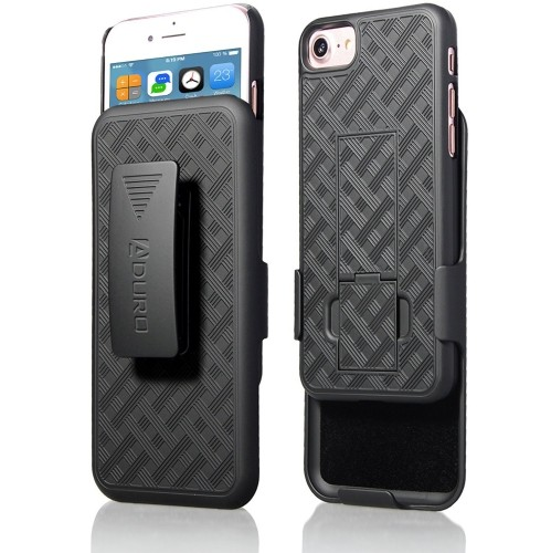quality design 5d5e7 021f8 Aduro Holster Case for iPhone 7