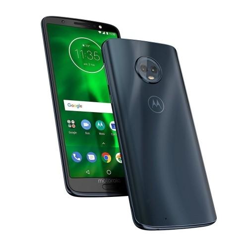 9a97b0537 Motorola Moto G6 Plus - 64GB Smartphone - Deep Indigo - Factory Unlocked  (International Version w Seller Provided Warranty)