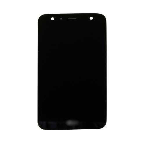 LG X Power 2 LCD Screen Display And Digitizer Touch Screen Full Assembly  with Frame - Black