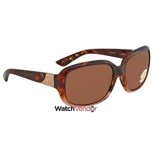 bb1b11f098 Costa Del Mar Gannet Brown Polarized Sunglasses GNT 120 OCP   Sunglasses -  Best Buy Canada
