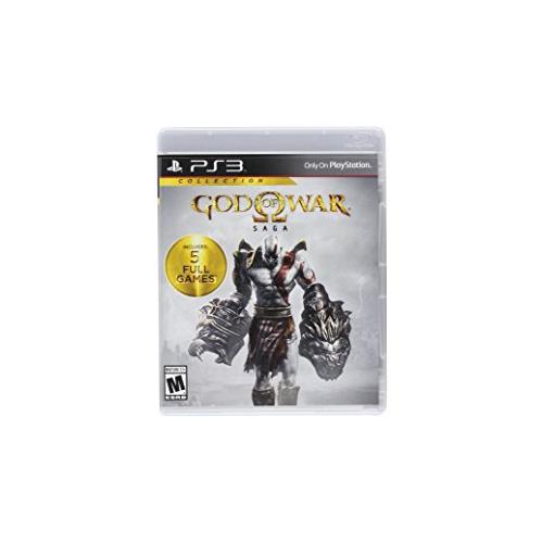 God of War: Saga Collection - 2 Disc - PS3