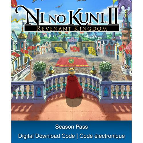 Ni No Kuni II: Revenant Kingdom - Abonnement de saison - Téléchargement numérique