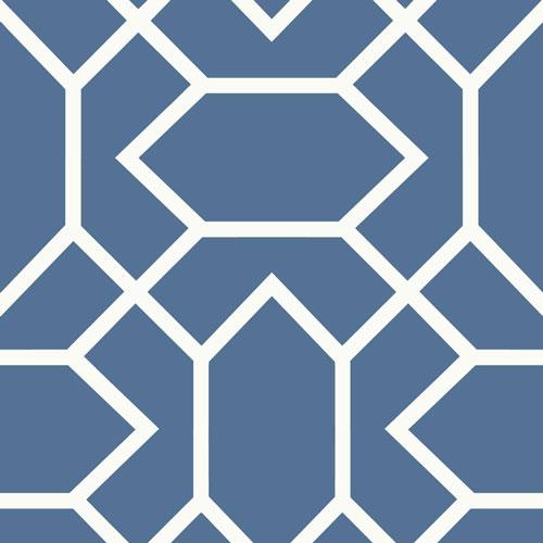 RoomMates Modern Geometric Peel Stick Wallpaper