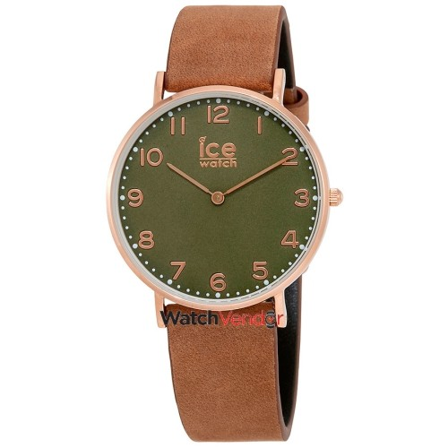 Ice Watch City 36mm Green Dial Ladies Watch 001379 Women S Watches