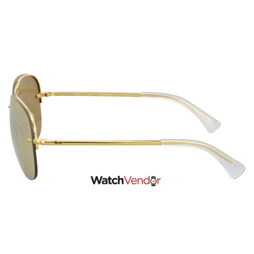 2d1f5207e263 Ray-Ban Highstreet Copper Mirror Sunglasses RB3449 001 2Y 59