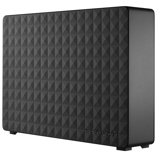 Seagate Expansion 6TB USB 3.0 Desktop External Hard Drive (STEB6000403)