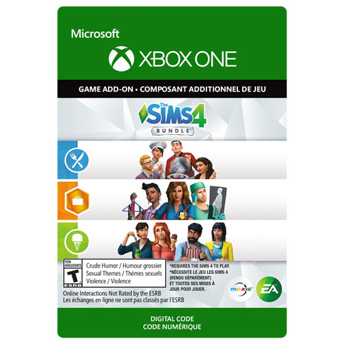The Sims 4 Bundle Xbox One Digital Download Xbox One Games