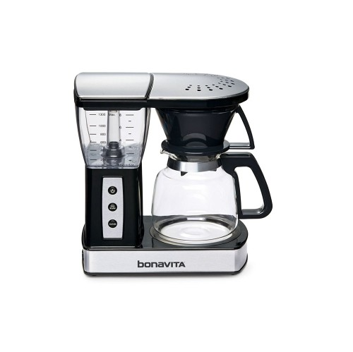 588e4c1ad370 Bonavita BV01002US Coffee Brewer 8 Cup with Glass Carafe   Drip Coffee  Makers - Best Buy Canada