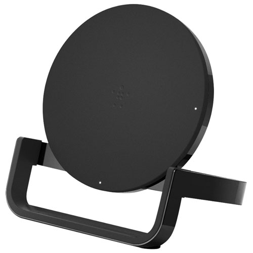Belkin BOOST UP Wireless Charging Stand - Black