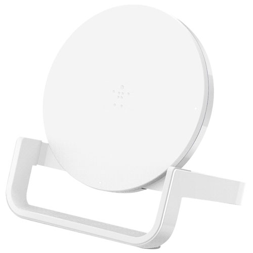Belkin BOOST UP Wireless Charging Stand - White