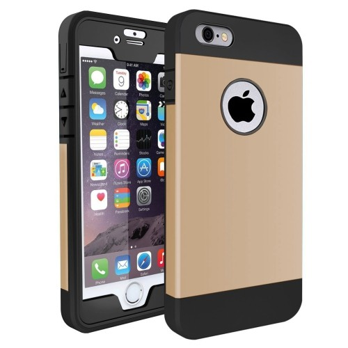 I-Dawn Fitted Hard Shell Case for iPhone SE