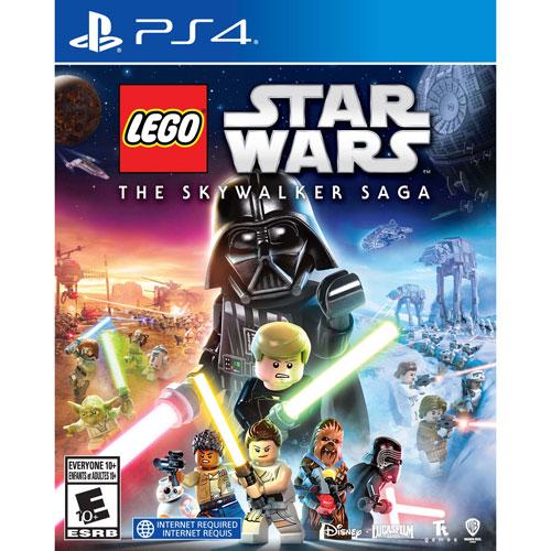 LEGO Star Wars: The Skywalker Saga with Steelbook - Only at Best Buy