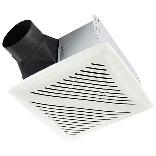 Broan InVent Bathroom Fan - White