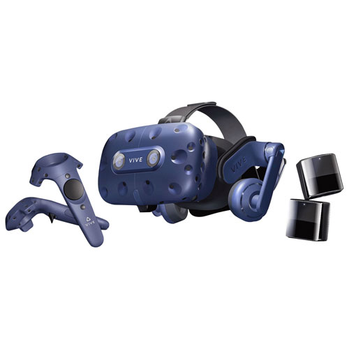 HTC VIVE Business Edition VR Headset with Controllers