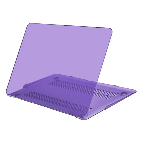 online store 4cdda c566e Mosiso Plastic Hard Case Cover for MacBook Air 13 Inch (Models: A1369 and  A1466), Crystal Ultra Violet