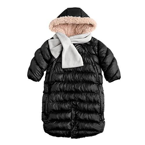 7Am Enfant Doudoune One Piece Infant Snowsuit Bunting, Black, Medium   Baby  Clothing Sets - Best Buy Canada ef7529cb9901