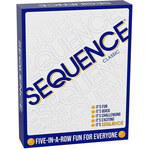 Jax Games - Sequence Game