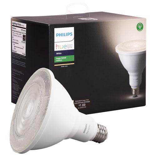 Philips Hue Outdoor Lampen.Philips Hue Outdoor Par38 Smart Light Bulb Smart Lights Best Buy