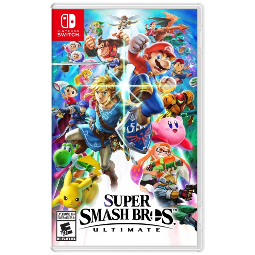 Super Smash Bros Ultimate (Switch)   Nintendo Switch Games - Best Buy Canada 4fa2c788b1