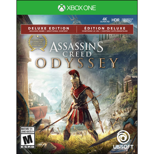 XBox One Assassin's Creed Odyssey Deluxe Edition