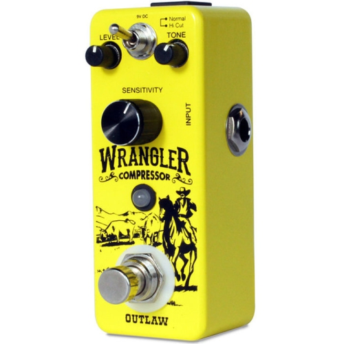 Outlaw Effects The Wrangler Compressor