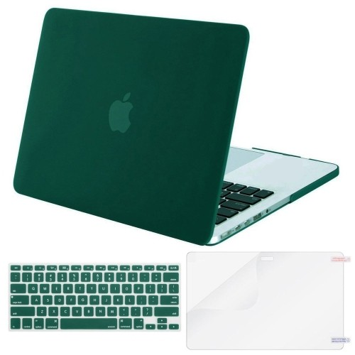 cheap for discount 6c497 9b760 New! Mosiso Plastic Hard Case with Keyboard Cover and Screen Protector for  MacBook Pro 13 Inch with Retina Display No CD-ROM (A1502 - Online Only