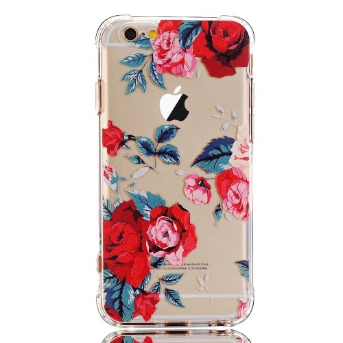 iPhone 6 6S Case with flowers eabf96674d