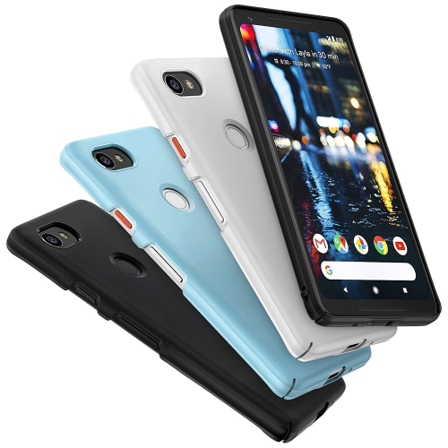 sports shoes 9b389 8ff1f Google Pixel 2 XL Case, Ringke [Slim] [3-Pack] Snug-Fit Slender [Tailored  Cutouts] Lightweight, Thin Scratch Resistant Dual Co