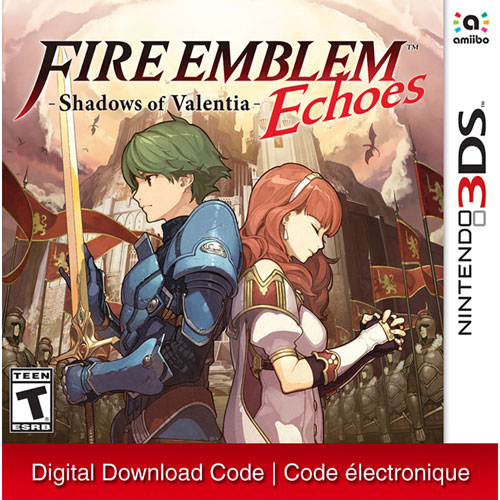 Fire Emblem Echoes: Shadows of Valentia - Digital Download