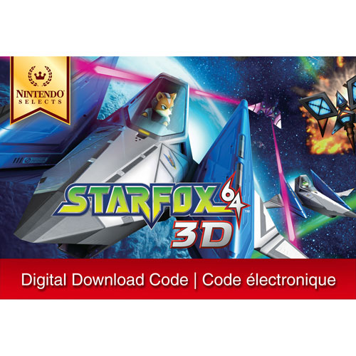 Nintendo Selects: Star Fox 64 3D - Digital Download