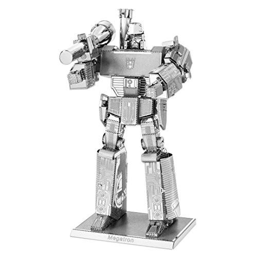 Fascinations Metal Earth Transformers Megatron 3D Metal Model Kit