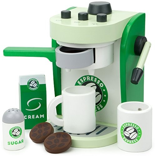 Espresso Express Coffee Maker Playset With 2 Cups 2 Pods 1