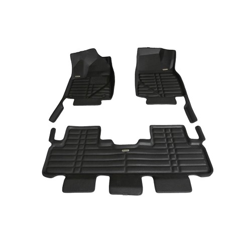 Tuxmat Custom Car Floor Mats For Toyota Highlander 2014 2018 Models