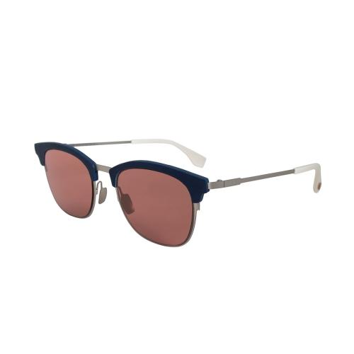 b36b970706dc Fendi Pink Square Sunglasses FF 0228 S J2B 4S 50   Sunglasses - Best ...
