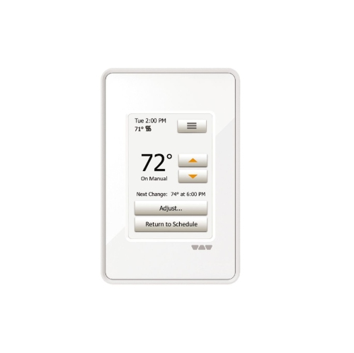 Schluter Ditra Heat Digital Thermostat - DHERT 102/BW - Touchscreen  Programmable - Online Only