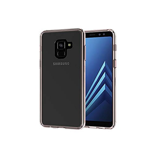 new products b1da2 65514 Ailrinni Fitted Soft Shell Case for Samsung Galaxy A8 - Clear