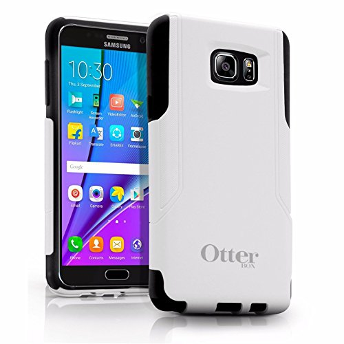 newest 72621 df62a Otterbox Fitted Hard Shell Case for Samsung Galaxy Note 5 - White;Black